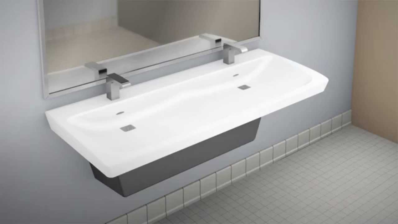 express elx series lavatory system youtube