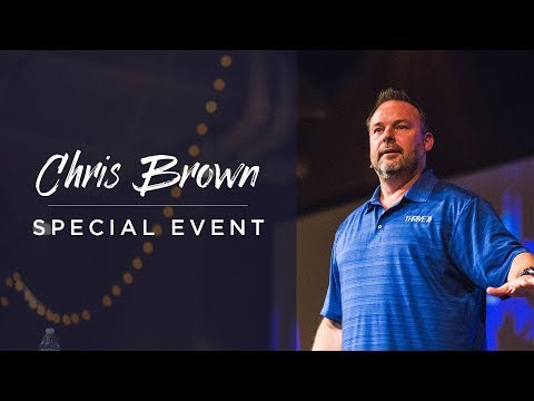 Chris Brown Event 08-02-17