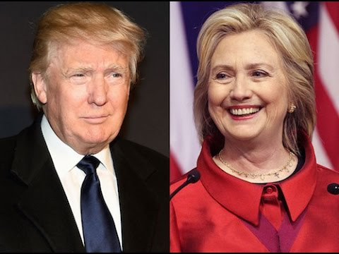 Trump and Hillary Expected to Sweep Mid-Atlantic Primaries