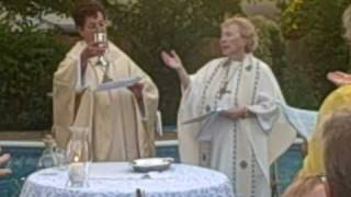 Roman Catholic Womenpriests: Celebration of litugy in honor of Mary