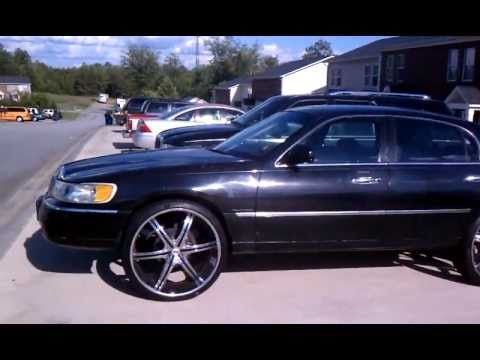 Lincoln Towncar On 26s Part 2 Youtube