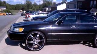 Lincoln Towncar On 26s Part 2 By Kingjoshua Films