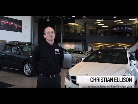 meet christian ellison service manager mercedes benz edmonton west youtube. Black Bedroom Furniture Sets. Home Design Ideas