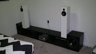 Hifi System upgrades!! Subwoofers!
