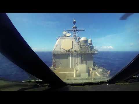 USS Lake Champlain RIMPAC 2014