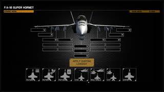 F/A-18E/F for Arma 3: Update 3.1.0