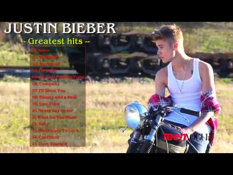 Justin Bieber Greatest Hits Full Anbum - The Best Of Justin Bieber Songs