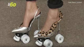 Fashion Trend?: Roller Skate Stilettos