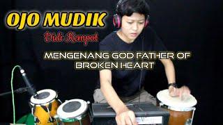 Gambar cover Ojo Mudik - Didi Kempot COVER KENDANG