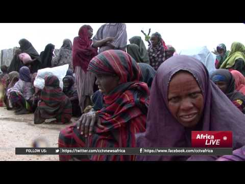 Somalia's 4 year drought has killed a quarter of a million people