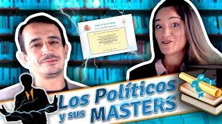 Así hice una TESIS PARA UN PERSONAJE PÚBLICO: caso Doctorado Pedro Sánchez y másteres falsos.