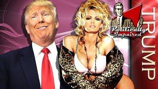 SEX SCANDAL Trump vs Porn Star