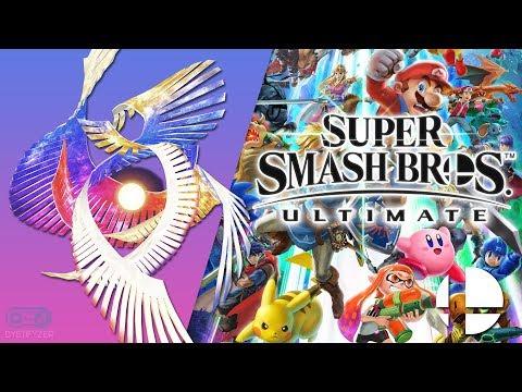 Battle Against Light and Dark Ultimate - Super Smash Bros Ultimate Soundtrack