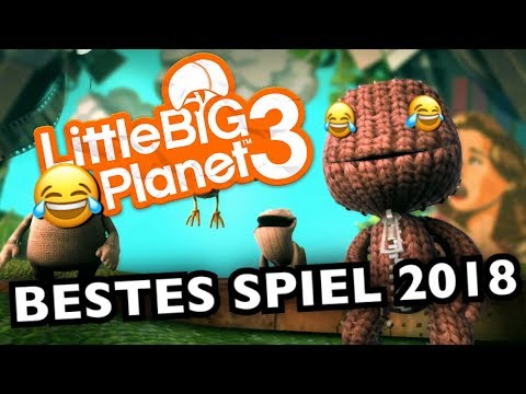 2 SPASTEN SPIELEN LITTLE BIG PLANET 3 IN 2018