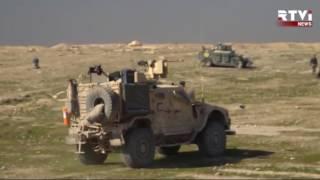 США отправили в Сирию пехотинцев для штурма столицы ИГИЛ