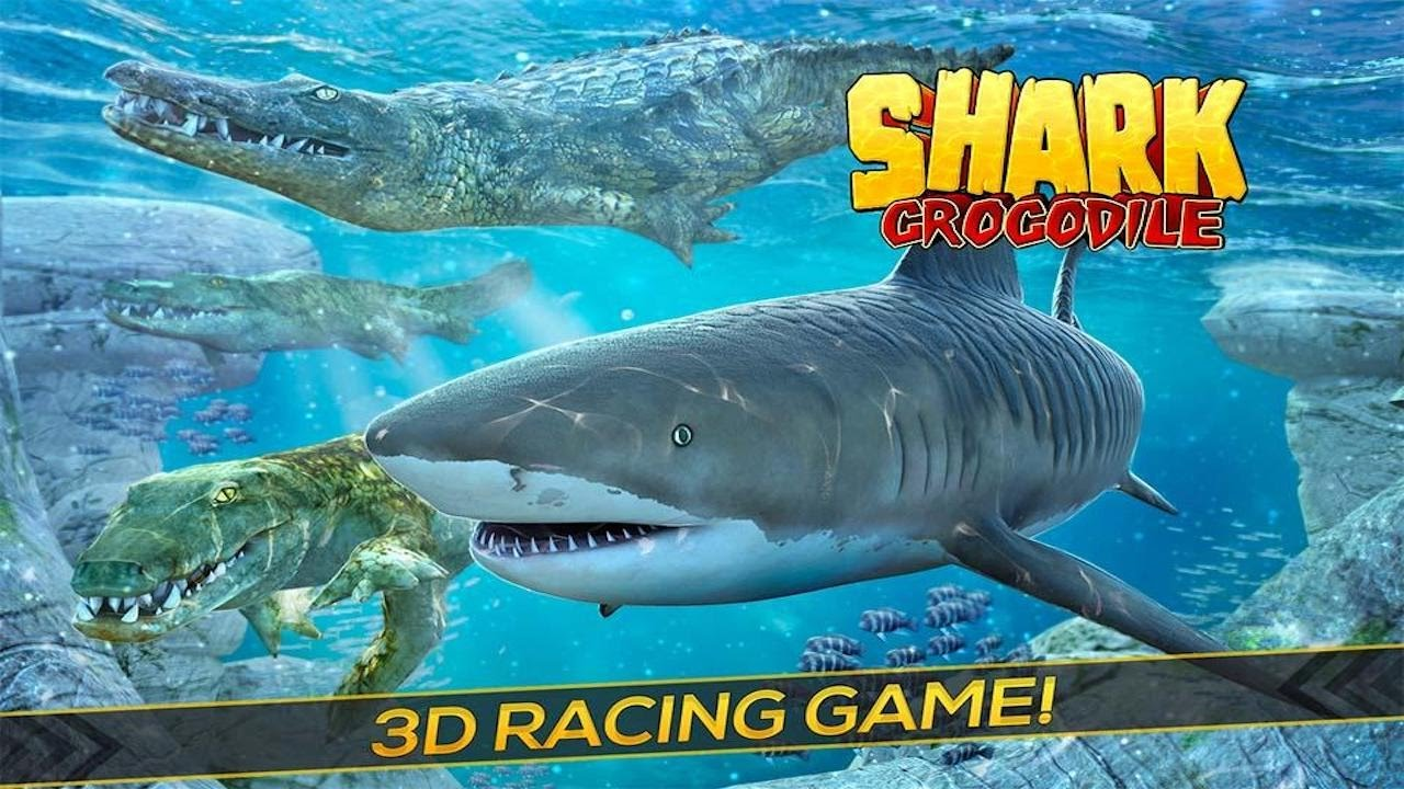 shark crocodile fight by fernando baro best games 129416shark 128010 crocodile fight by fernando baro best games action itunes android