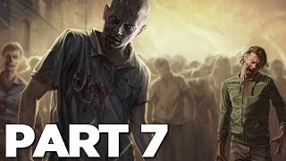 WORLD WAR Z Walkthrough Gameplay Part 7 - DISTRESS SIGNAL (WWZ Game)