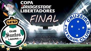 Copa Libertadores Final | Pro Evolution Soccer 2015 | 1080p 60fps