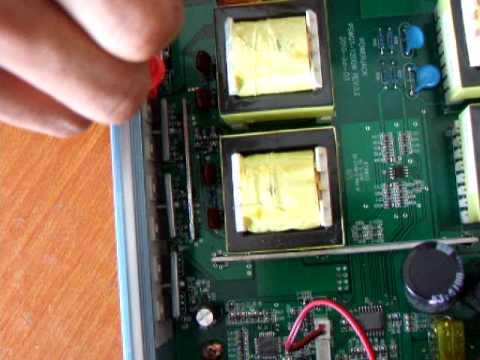 Power Jack 1200w grid tie inverter-repair-1