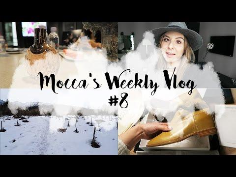 Mocca's Weekly Vlog 8 I Blogger Arbeitsalltag und #007forwomen Event