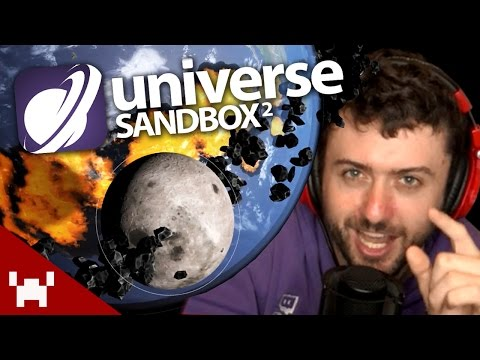 TIDAL HEATING & STRESS! (Universe Sandbox 2)
