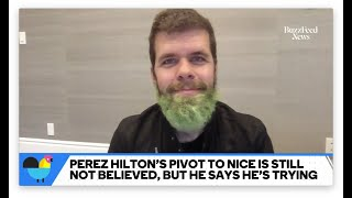 Perez Hilton Defends Himself After Viral Drama With Mischa Barton