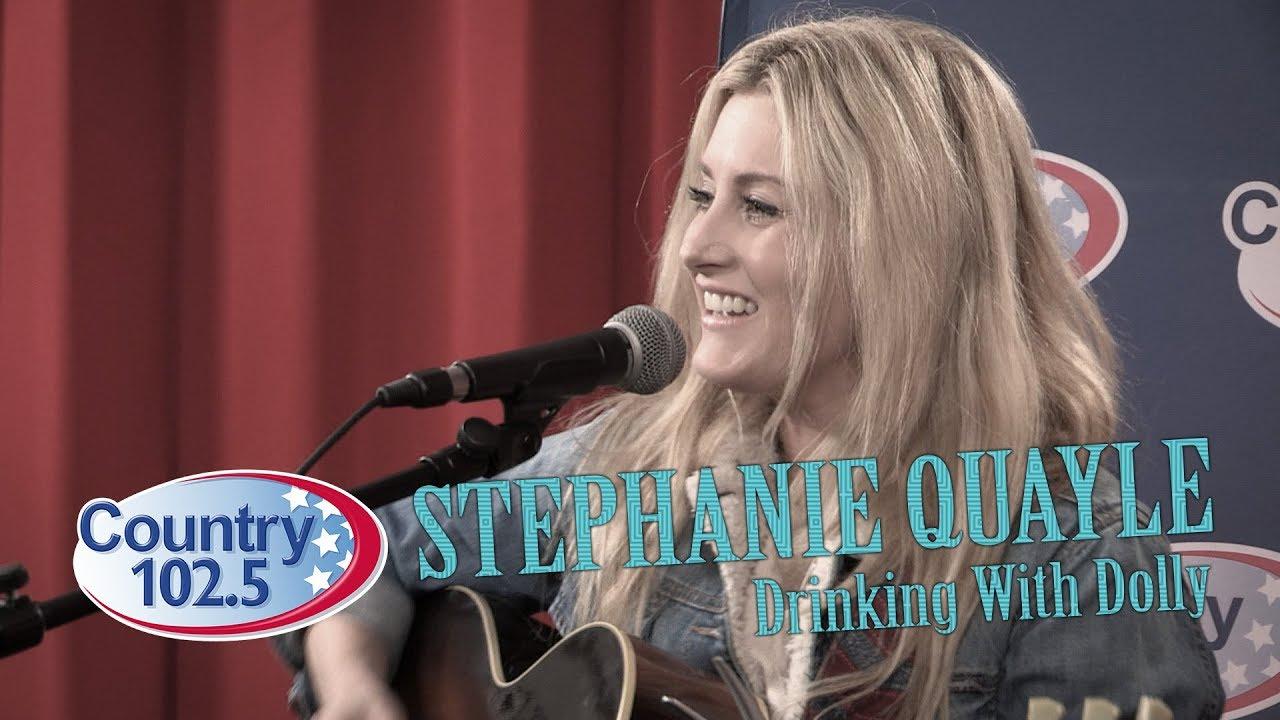 3b757c5c0eb6c Stephanie Quayle - Drinking With Dolly - YouTube