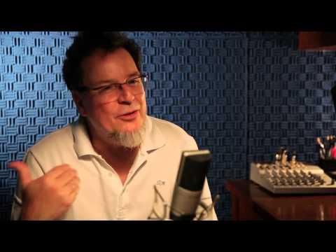 Diretor de cinema Tadeu Jungle no Trip FM