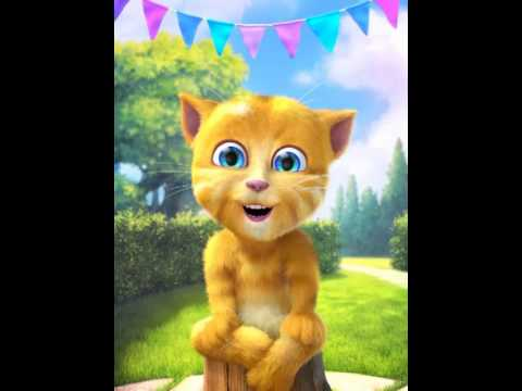 Petit chat qui chante le refrain de VEO VEO de violetta 1