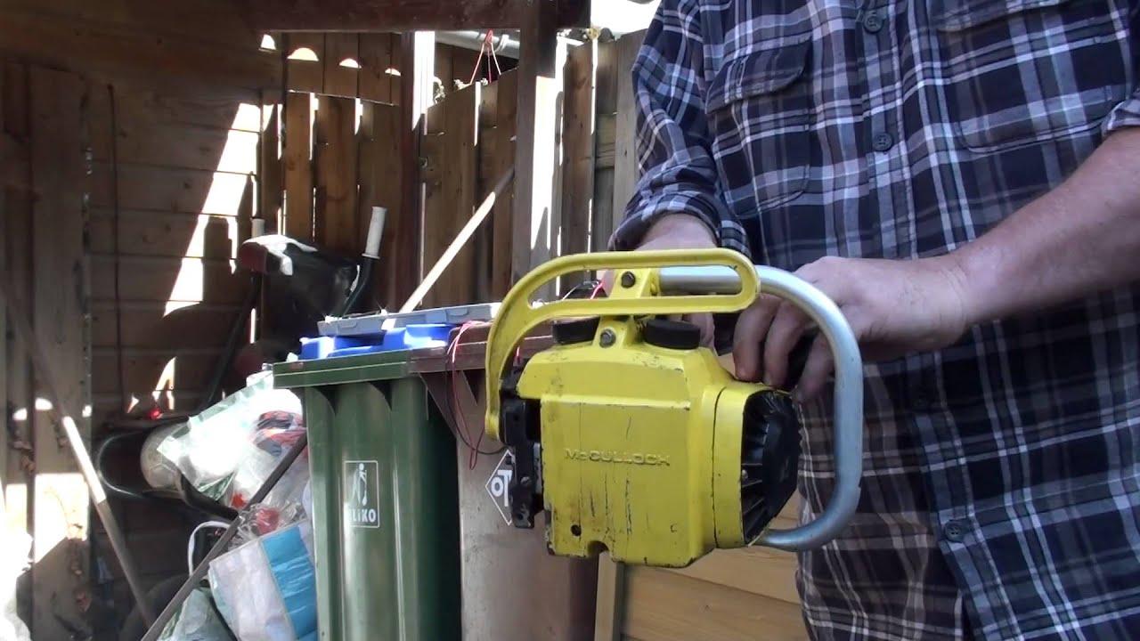 mini mac 30 mcculloch ketting motorzaag chainsaw youtube rh youtube com mcculloch mini mac 30 repair manual mcculloch mini mac 30 specs