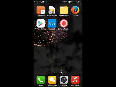 Lenovo k3 note home screen live wallpaper review