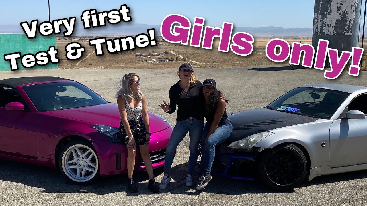 FIRST TIME DRIFTING THE DEMO CAR !!! Vlog #005
