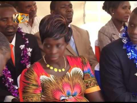 Nairobi gubernatorial aspirant  Bishop Margaret Wanjiru assures Matatu owners of her support