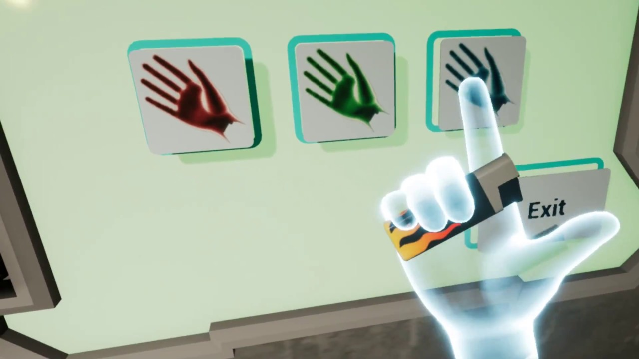 Free UE4 Template Makes Creating More Realistic VR Hands a Snap