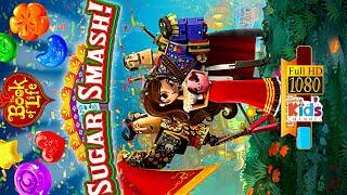 Sugar Smash: Book of Life - 2021 Free Match 3 Game Review 1080p Official Jam City screenshot 2
