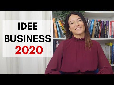 9 TOP IDEE IMPRENDITORIALI 2020 | Business