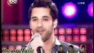 Star Academy 8 - Prime 4 - Hosam, Adel salam and Mohamed Rahma.flv thumbnail