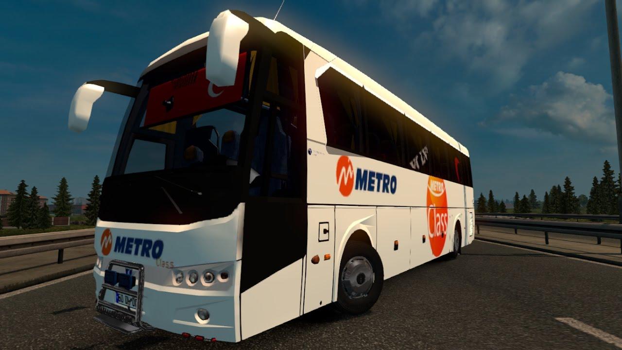 euro truck simulator 2 bus free download