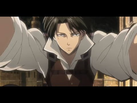 {AMV} Levi Ackerman - Can you feel my heart