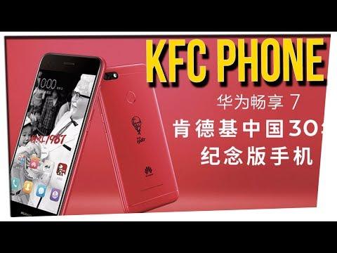 WEEKEND SCRAMBLE - KFC Releases a Smartphone?! ft. Yoshi Sudarso & DavidSoComedy