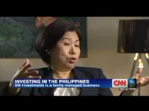 Keys to business in the Philippines - TSC Interview by Andrew Stevens of CNN