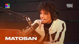 Hardest Nigerian Rap Freestyle? Matosan destroys the microphone on SHOWOFF!!
