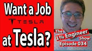 How to Get a Job at Tesla | Engineers at Tesla | Working At Tesla