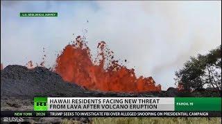 Volcanic aftermath: Hawaii facing new threat