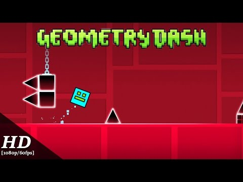Geometry Dash Android Gameplay [1080p/60fps]