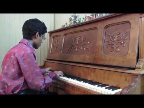 Hallelujah Chorus from Handel's Messiah (Oratorio, HWV 56) - Piano