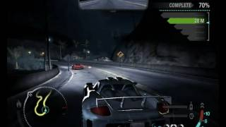 Need For Speed Carbon - Darius - Canyon Duel