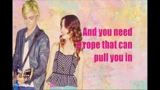 You Can Come To Me-Ross Lynch & Laura Marano (Lyrics Video)