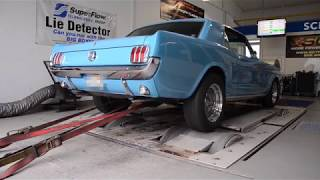 DynoDay 1965 Ford Mustang 289 cui 4V