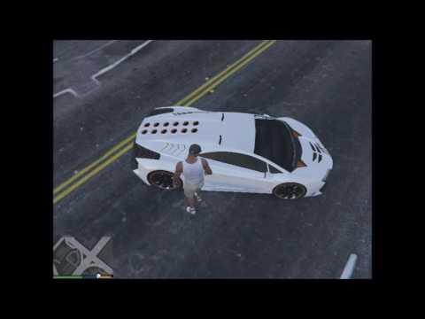 วิธีแก้ แลค ตอนขับรถ GTA V